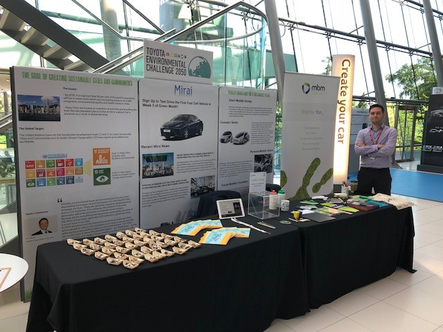 Toyota Green Month Campaign